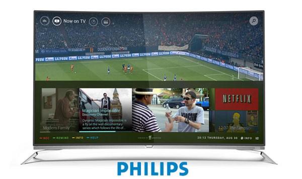 Prezentare Smart TV Philips 55PUS8701 si Smart TV Philips 65PUS8701