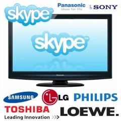 Skype TV! Ce aveti nevoie pentru apeluri Skype cu Smart TV-ul dvs?