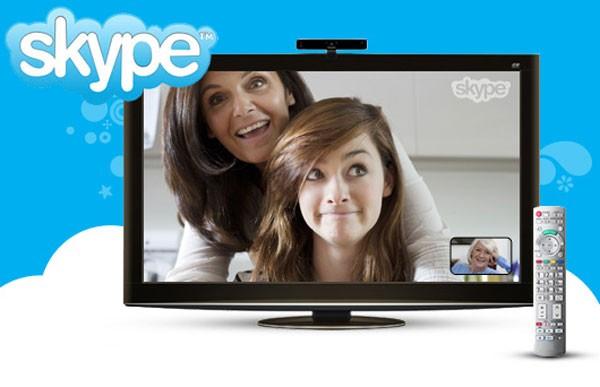 Skype TV! Ce aveti nevoie pentru apeluri audio si video prin Skype din Smart TV-ul dvs