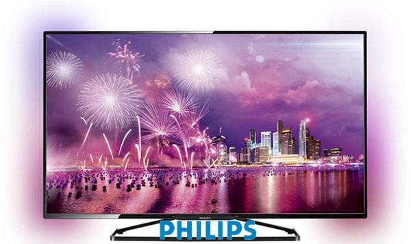 Televizoarele Smart Philips 32PFT6500, 40PFT6500, 50PFT6500, 55PFT6500 si 65PFT6500