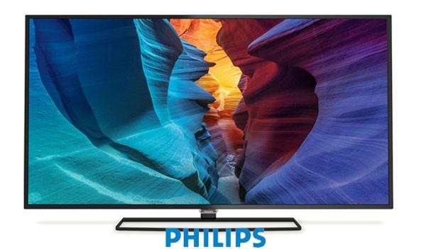 """Televizoarele Smart Philips 40"""" 40PUH6400, 50"""" 50PUH6400 si 55"""" 55PUH6400"""