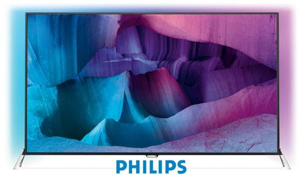 Televizoarele Smart Philips 48PUS7600, 55PUS7600 si 65PUS7600