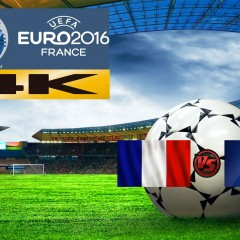 Cum poti vedea Franta Romania Euro 2016 la Televizor cu rezolutie 4K Ultra HD?