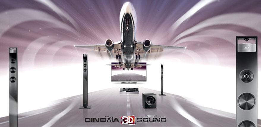 "Tehnologia 3D audio Home Cinema – de la cinematografe la ,,micile"" ecrane"