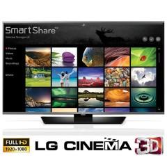Reducere reala de pret la TV Smart 3D LG, 106 cm, 42LF652V