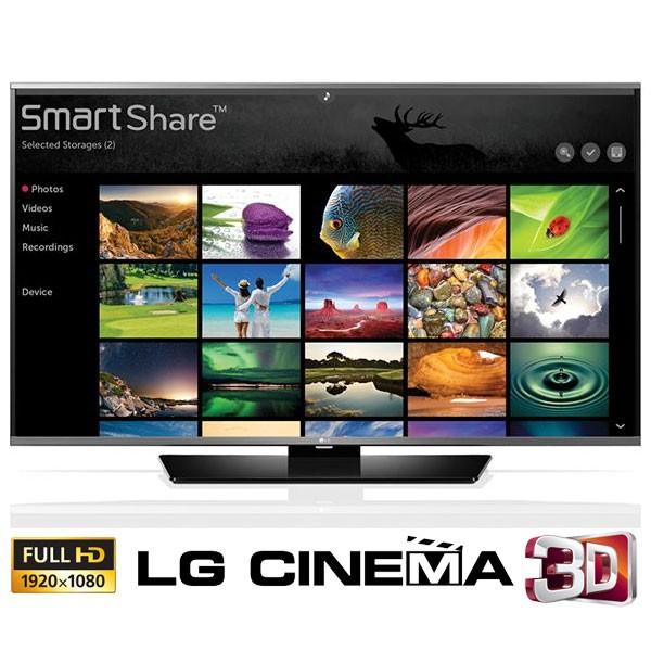 Review Pareri si Pret Redus la 3D Smart TV LG 42LF652V - 50LF652V - 55LF652V