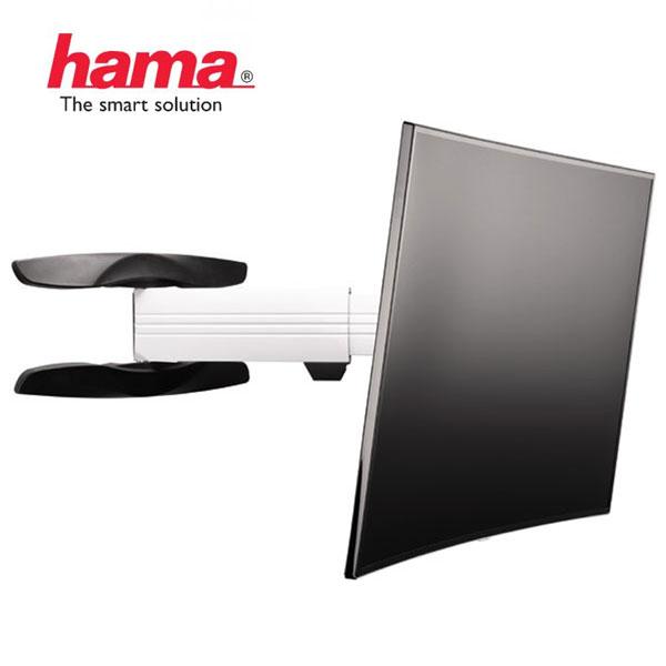 Suport TV perete fixarea televizoarelor curbate conform standardului VESA