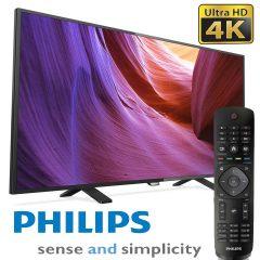 Cel mai ieftin televizor 4K Ultra HD la Altex Philips 43PUH4900/88