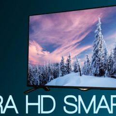 Cum stau vânzările de televizoare 4K in Romania?