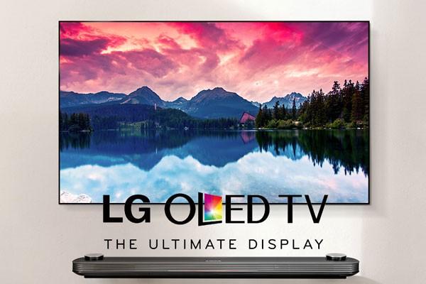 LG OLED Seria 7 77W7P