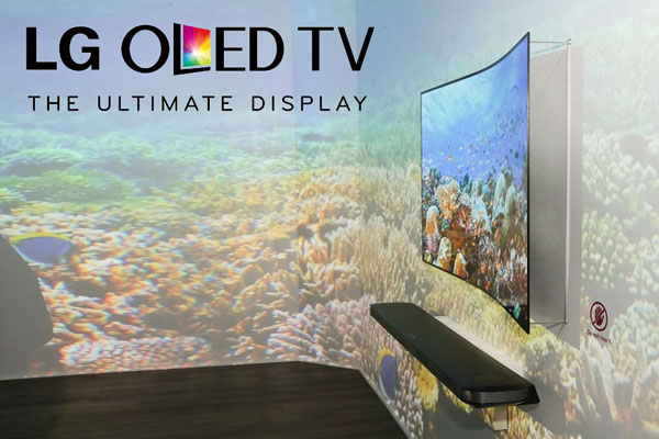 Cel mai subtire televizor, cat o foaie de hartie, Smart TV-ul LG W7 OLED