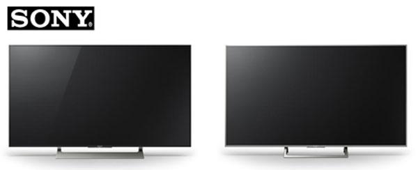 Modelele Sony Smart Android TV 2017 x94e si x93e