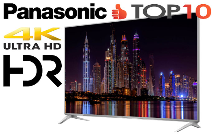 Panasonic DX750 TOP10 cele mai bune televizoare TX-50DX750B si TX-58DX750B