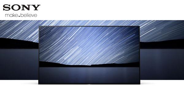 Sony Bravia A1E Primul OLED cu Android TV de la Sony