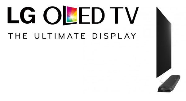 Televizorul cel mai subtire diin lume LG OLED Seria 7