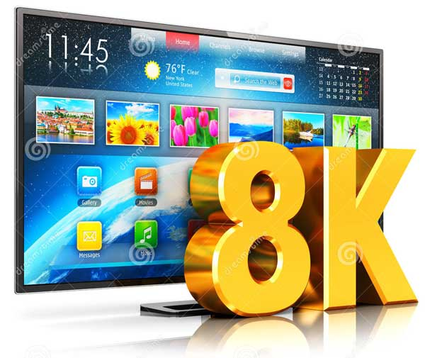 Ce inseamna 8K si care sunt diferentele fata de televizoare smart 4K UltraHD