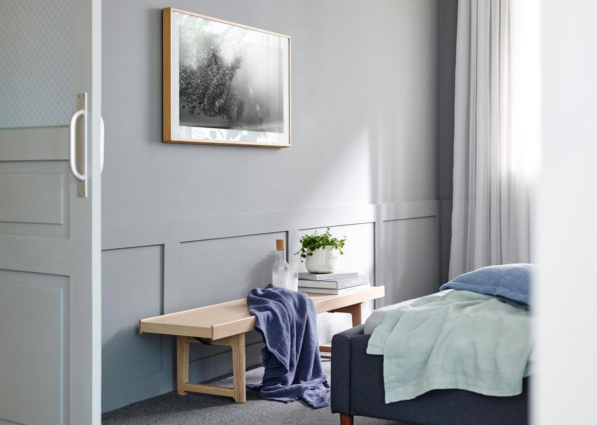 Frame TV Samsung - Smart TV un tablou pe perete
