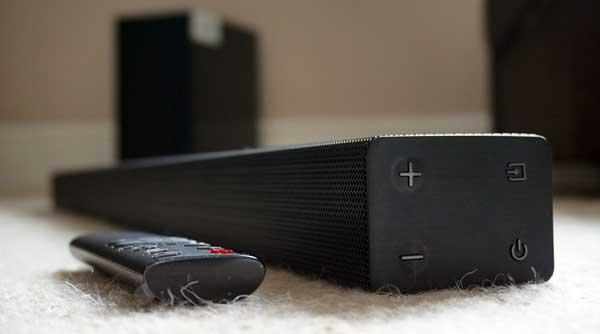 Pret foarte bun la Soundbar Samsung HW-K450/EN, 300W, 2.1, USB, Bluetooth, Subwoofer wireless
