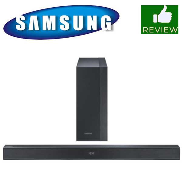 Soundbar Samsung HW-K450/EN, 300W, 2.1, USB, Bluetooth, Subwoofer wireless