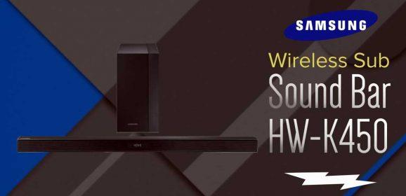 [Review] Soundbar Samsung HW-K450 fidelitate audio la un pret corect
