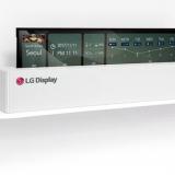Televizor LG Rollable OLED Display de 65 inch – Smart TV-ul flexibil care se impatureste