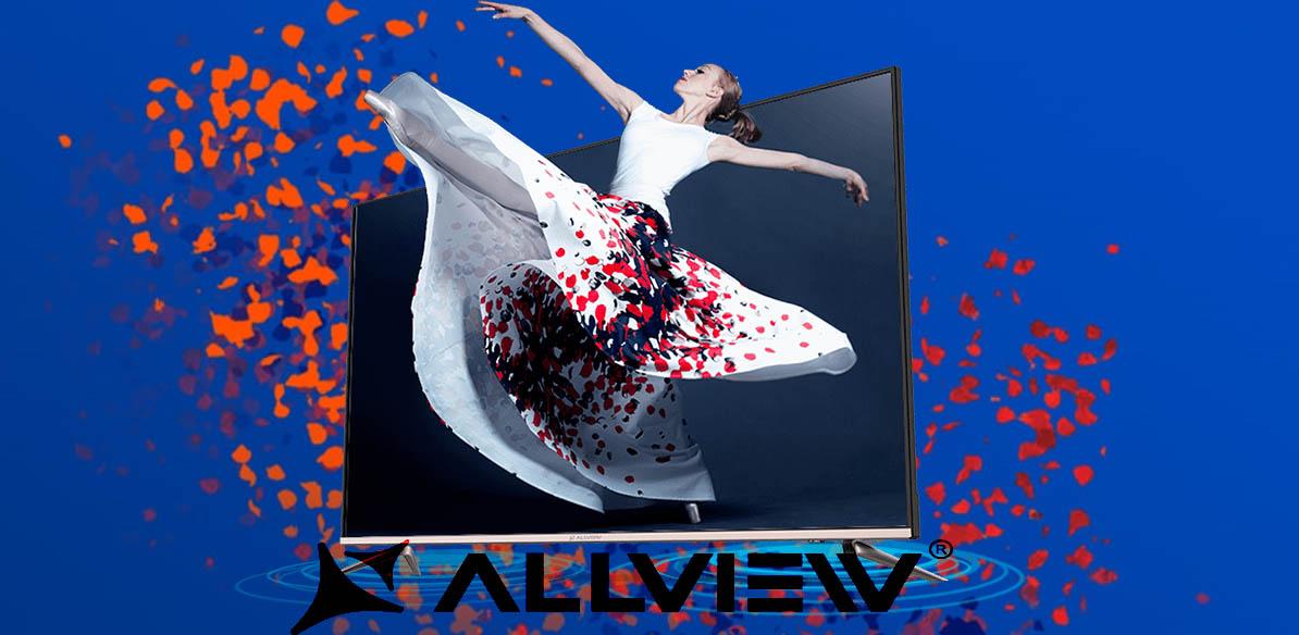 Calitatea imaginii la televizoarele Allview