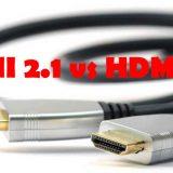 Care sunt diferentele intre HDMI 2.1 si HDMI 2.0?