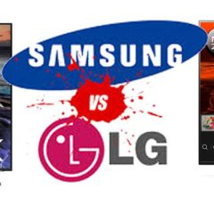 Comparatie LG 8K TV 75SM9900PLA vs Samsung 8K TV 65Q950RB