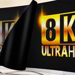 Testeaza-ti televizorul tau smart cu acest film 8K