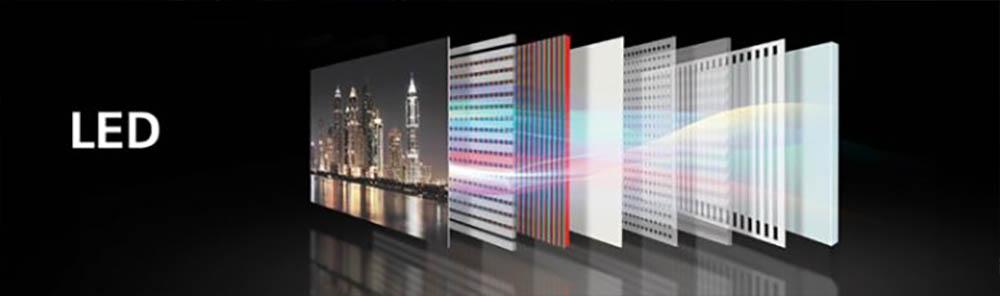 Diferentele unui ecran OLED fata de un ecran LCD LED