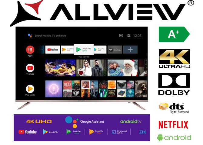 Impresii si Pareri televizoare romanesti smart Allview