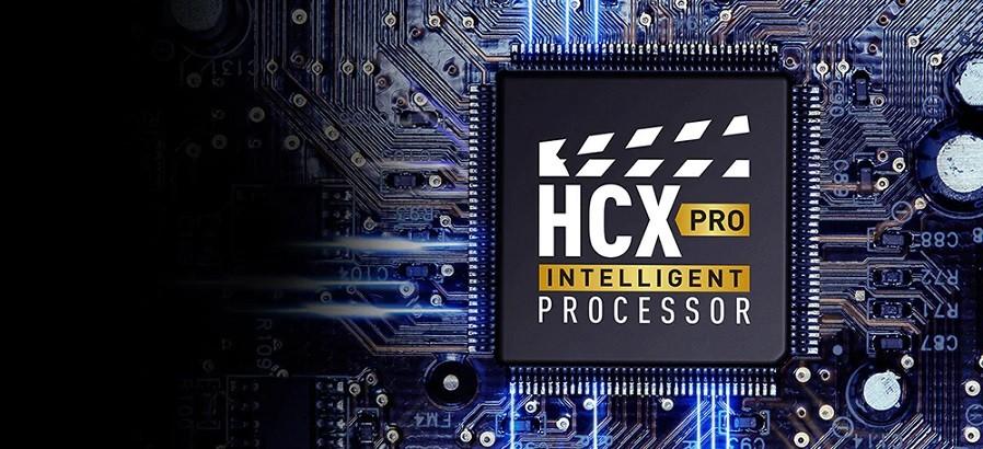 Procesoarele televizoarelor Panasonic HCX Pro Intelligent Processor