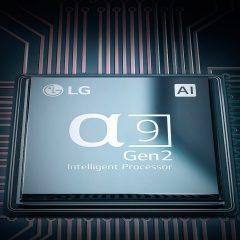Procesoarele televizoarelor smart LG (Alpha9 – α9 Gen2 si Gen3)