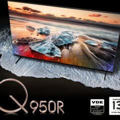 Review Samsung 8K TV Super-Smart seria Q950RB (65Q950RB si 82Q950RB)