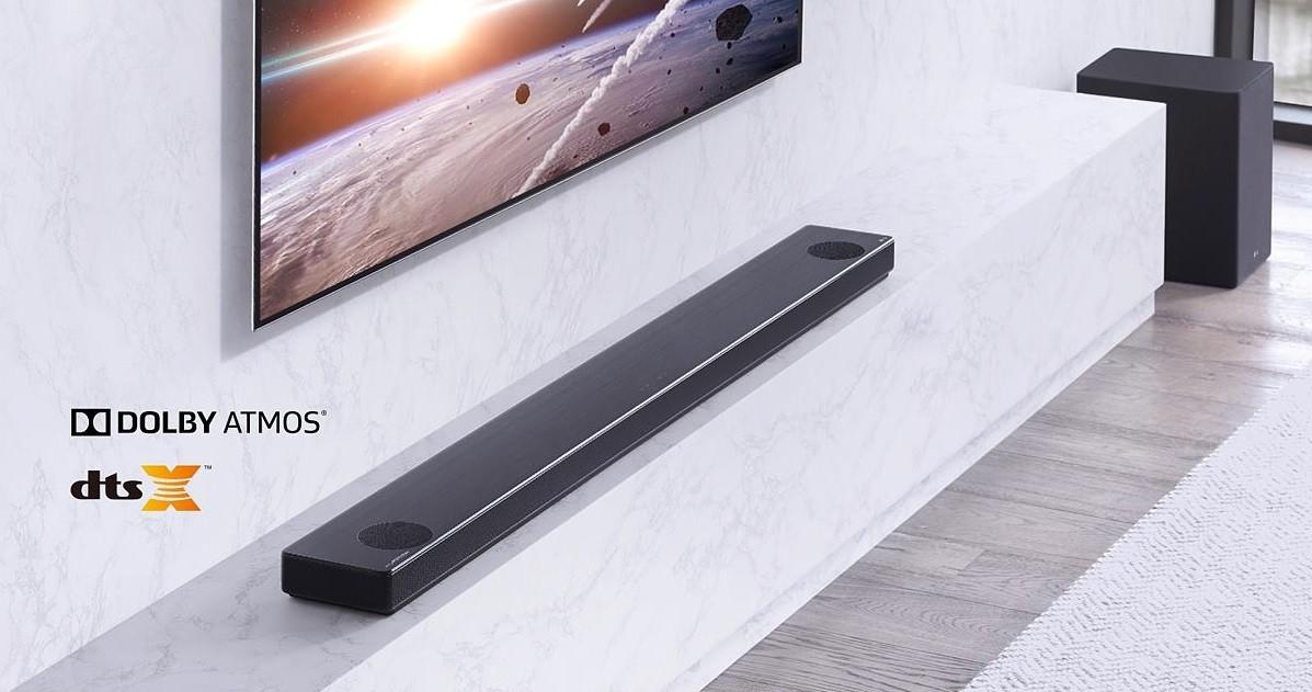 Soundbar 5.1.2 LG SL10Y, 570W Dolby Atmos
