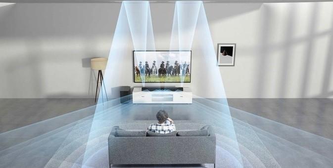 Soundbar Sony HT-ST5000, Dolby Atmos