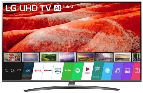 Televizoare in promotii la eMAG LG 55UM7660PLA 4K