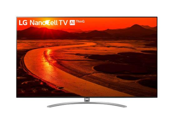 Televizor LED Smart LG, 189 cm, 75SM9900PLA, 8K