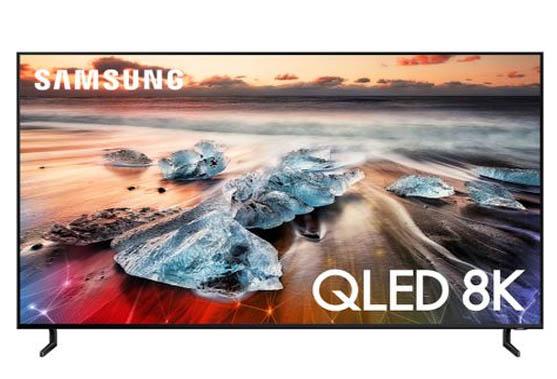 Televizor QLED Smart Samsung, 189 cm, 75Q900R, 8K