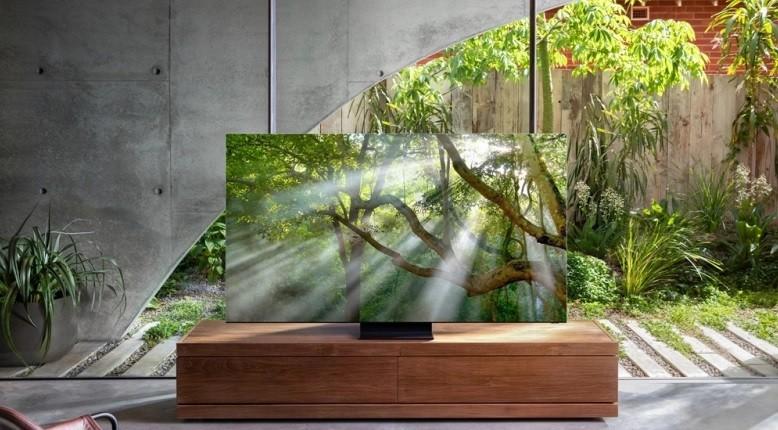 Televizorul fara rama Samsung Zero Bezel 2020