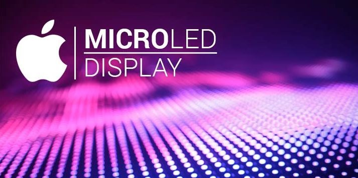Telefoane mobile cu display micro-led
