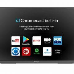 Ce inseamna Chromecast integrat la televizoarele smart?