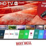 Cele mai bune televizoare 4K ieftine (sub 2000 lei)