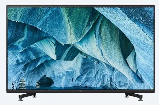 Cele mai scumpe televizoare 8K Profesionalele Sony