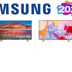 Televizoarele Samsung – Modelele 2020 explicate