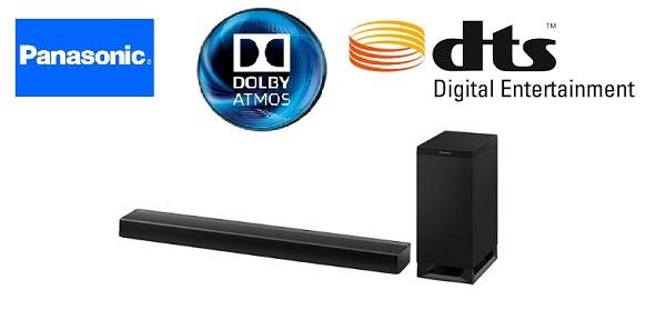 Soundbar Panasonic recomandat SC-HTB900EGK DTS Dolby Atmos