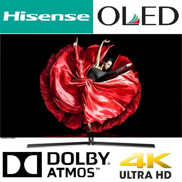 Televizoare OLED: HISENSE H55O8B, Ultra HD 4K HDR