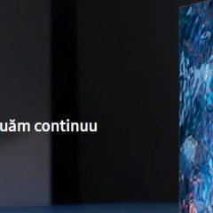 Optiuni televizoare Samsung 2021